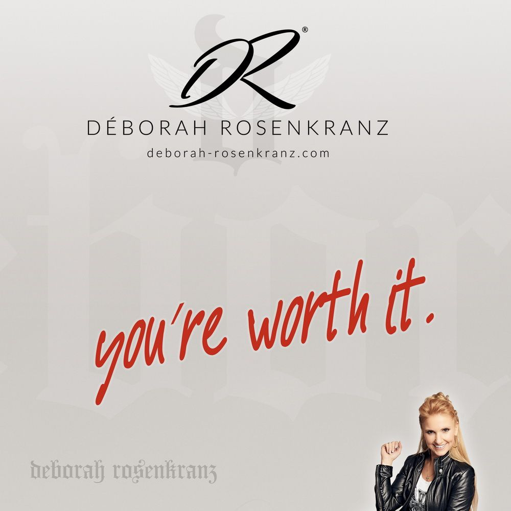 APRIL18 | Release Single: you´re worth it.